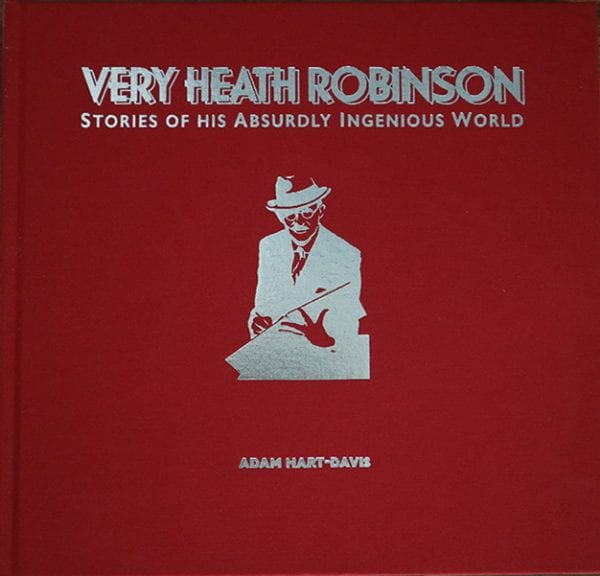 Photo of Heath Robinson De Luxe Edition book cover