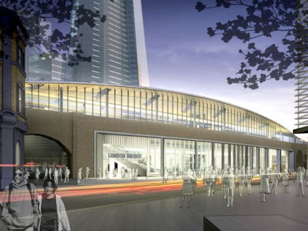 Proposed Tooley Street Entrance for London Bridge Station