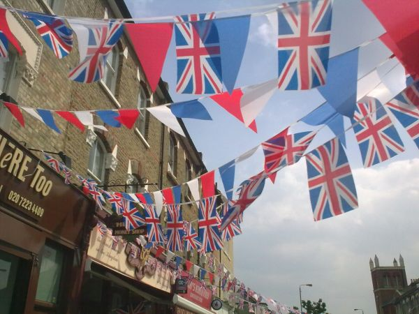 Bunting La Cuisiniere Northcote Road London SW