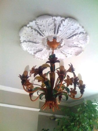 Ceiling rose by Simply Mouldings
