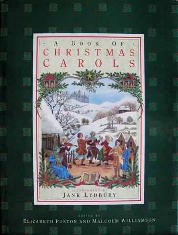 A_Book_of_Christmas_Carols_Cover
