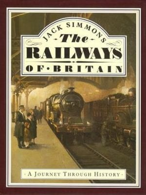 A photograph of the cover of The Railways of Britain