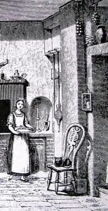 Image from The Victorian Cookbook.